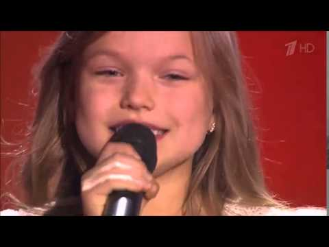 Катрина Паола Диринга The Voice Kids Russia-Blind auditions