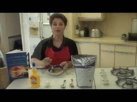 Diabetic Breakfast Recipe  Chocolate Muffins