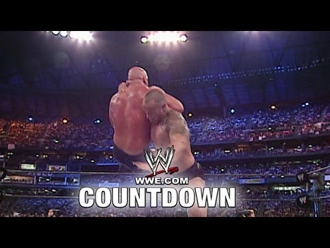 WWE Top 10 - Rocks Biggest Wins