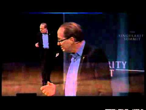 "Ray Kurzweil on ""From Eliza to Watson to Passing the Turing Test"" at Singularity Summit 2011"