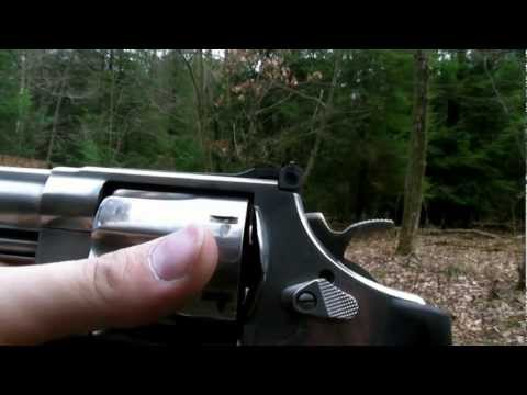 Smith and Wesson model 629 .44 Remington Magnum