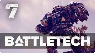 More Salvage through Missile Spam ★ Battletech 2018 Campaign Playthrough #7