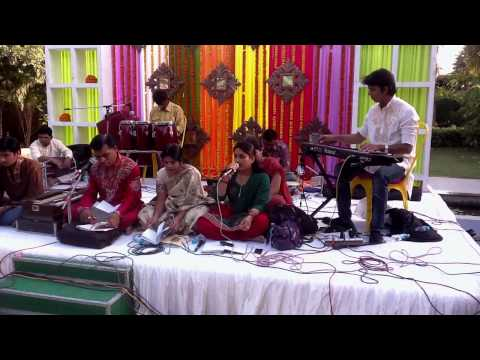 Mahendi Rachan Lagi Rajasthani Song Supriya With Karnik Shah  .mov video