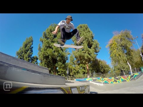How to Get the Perfect Skate Photo Using A GoPro Hero 4