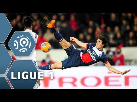 PSG-Lyon (4-0) - 01/12/13 -  (Paris Saint-Germain - Olympique Lyonnais) - Highlights