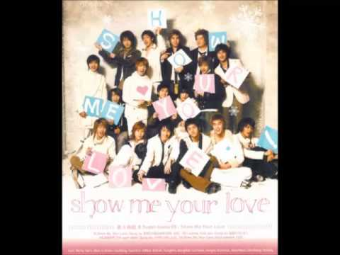 Dbsk (tvxq!), Super Junior - Show Me Your Love [full Album] video