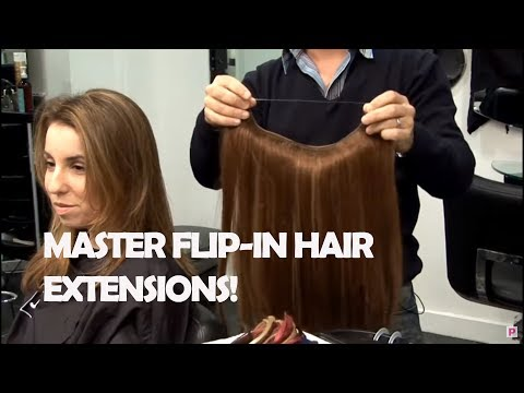 A Guide To Flip In Hair Extensions