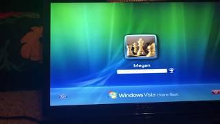 CALLING THE GODS OF WINDOWS VISTA TO HELP MY COMPUTER