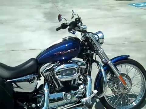 2006 HARLEY-DAVIDSON SPORTSTER XL1200C Video