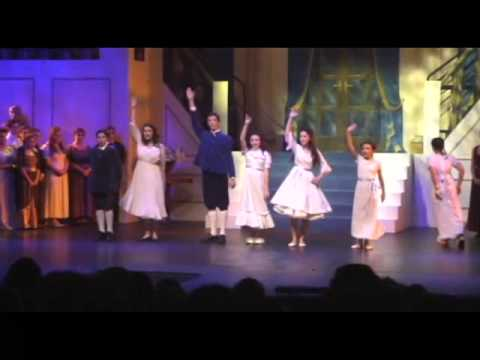 sound of music goodgye farewell