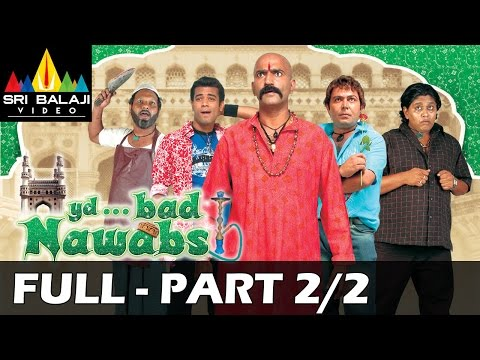 Hyderabad Nawabs Full Movie || Part 22 || Aziz Nasar Masti Ali...
