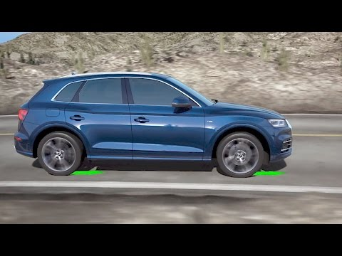 2017 Audi Q5 -  Quattro with Ultra Technology