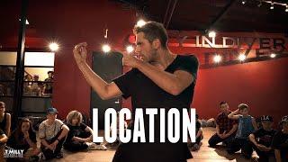 Khalid Location Choreography by Jake Kodish TMillyProductions