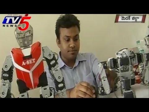 Robots Exhibition In Medak – TV5