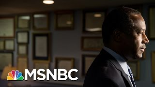 Tough Confirmation Hearing For Ben Carson | Morning Joe | MSNBC