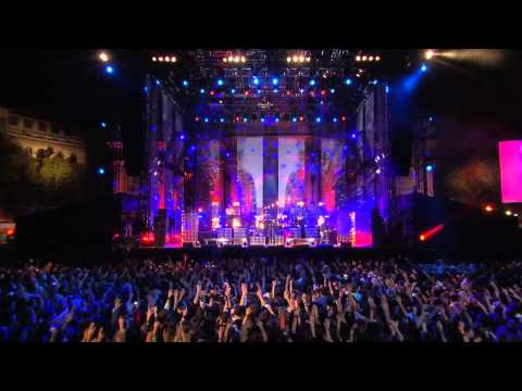Linkin Park - Shadow Of The Day live at MTV EMA Madrid, 2010 HD