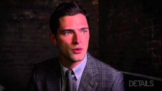 Sean O'Pry: Details Magazine March 2014 (Interview) HD