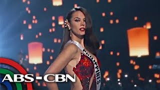 Headstart: Moran - Catriona Gray is gifted