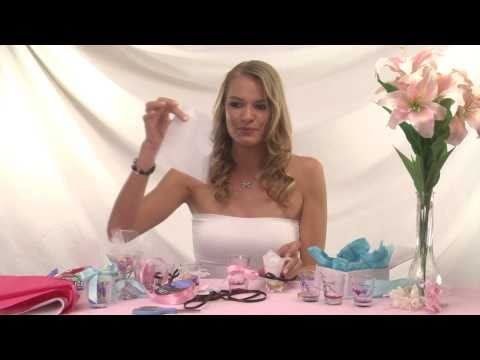 Great Wedding Ideas Learn how to make wedding favors for less than one