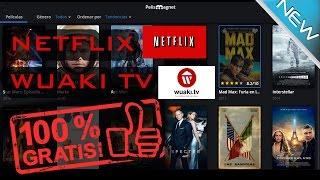 Ver películas completas en castellano (España) desde Android totalmente gratis y en HD o Full HD