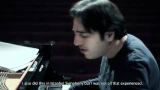 Fazıl Say // Mesopotamia // Symphony No 2 [Documentary]
