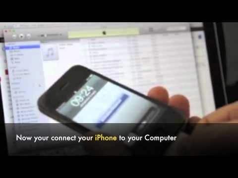 Unlock At&t iPhone - How to Factory Unlock any At&t iPhone 5S. 5C. 5. 4S.4.3Gs for GSM networks