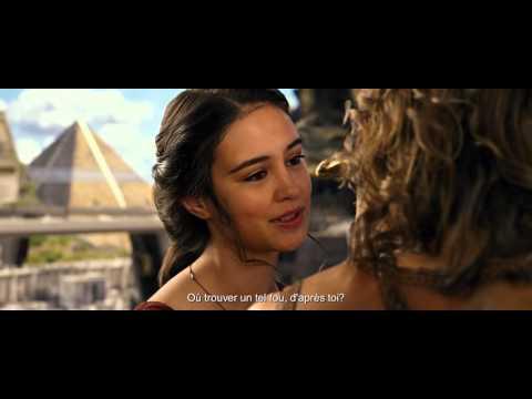 Gods of Egypt - Trailer #1 VOSTFR