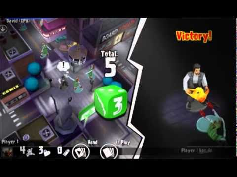 Game: Zombies!!! for Windows Phone 7 by Babaroga
