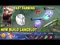 New Build Lancelot Legendary Kill - Sekali Hit Target, You Die! - Mobile Legends Indonesia