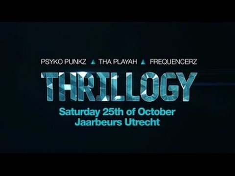 Thrillogy 2014 - Hardstyle & Hardcore - Goosebumpers - #FM40