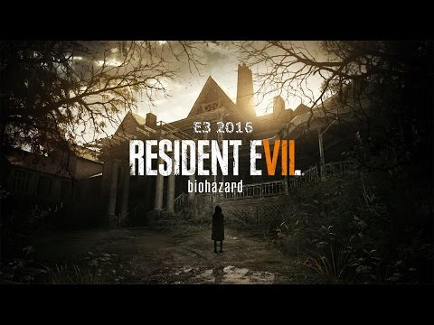 Resident Evil 7 Трейлер