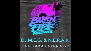 DJ MEG & NERAK - GVNG STVR