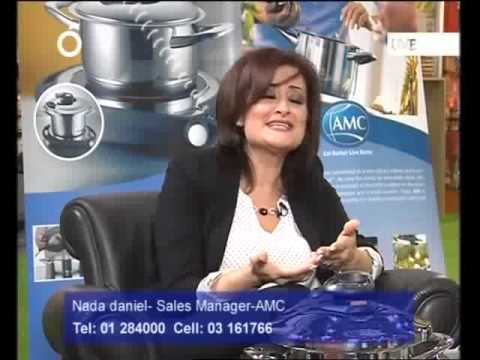 AMC LEBANON HEALTHY COOKWARE.flv