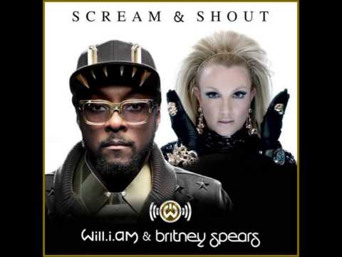 Scream and Shout Remix (Will.I.Am feat. Britney Spears) [DJLazerCrush] + DL