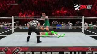 Can you win your first PPV event?  - WWE 2K15 MyCareer Mode Walkthrough - Part 8