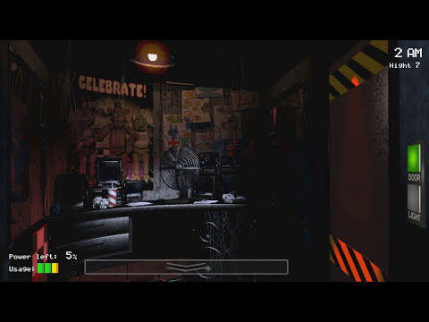 New Security Guard!-Five Nights At Freddy's 2: The Sequel Small Background