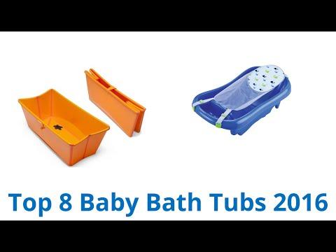 8 Best Baby Bath Tubs 2016