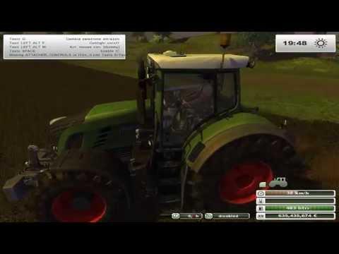 FARMING SIMULATOR 2013 TEST MODS FENDT 936 VARIO by fmarco95