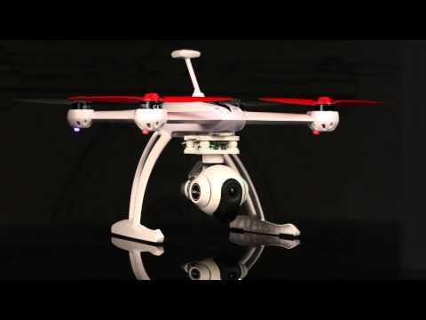 Blade 350 QX 3 Flight Footage