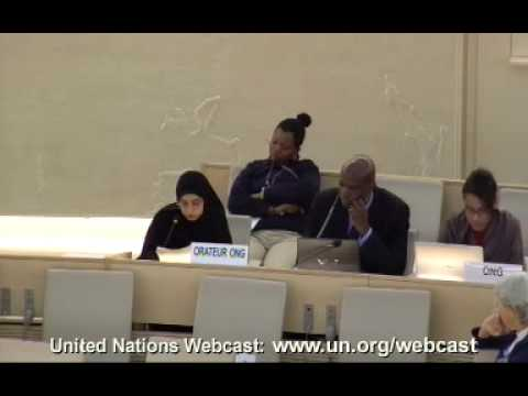 United Nations Webcast   Human Rights Council Eleventh session