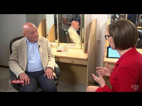 Познер о Третьей мировой, передаче для белорусского телевидения и красных носках