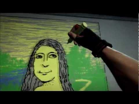 Desenhando Mona Lisa o.O