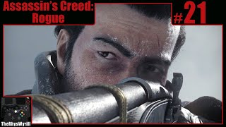 Assassin's Creed Rogue Playthrough | Part 21