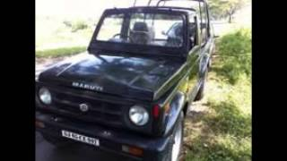 Maruti Gypsy Price