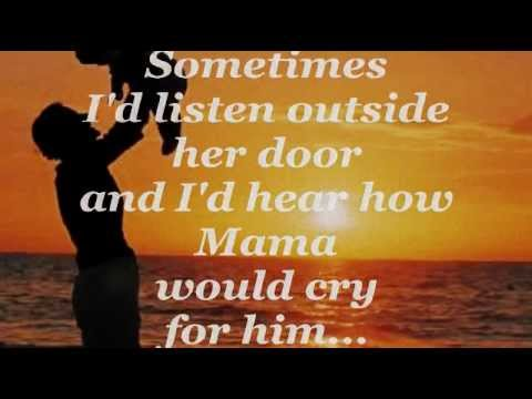 Dance With My Father (lyrics) - Luther Vandross video