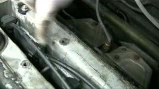FORD FIESTA ZETEC SPARK PLUGS & AIR FILTER CHANGE