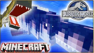 Minecraft Jurassic World Modded Roleplay Adventure! Ep.3