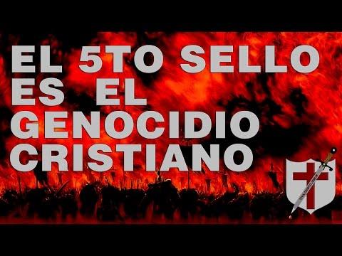 EL QUINTO SELLO ES EL GENOCIDIO CRISTIANO †