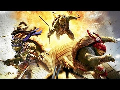 The Teenage Mutant Ninja Turtles VS 9/11?!