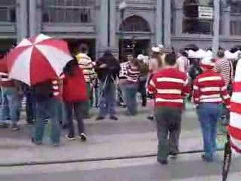 Where s Waldo Flash Mob